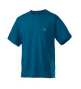 Haglfs Men's B Tee strato blue